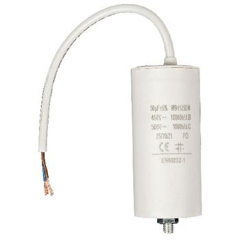 Kondensator 50.0uf / 450 V + cable