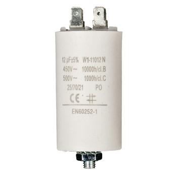 Kondensator 12.0uf / 450 v + Aarde