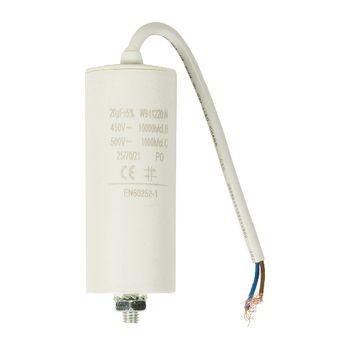 Kondensator 20.0uf / 450 V + cable