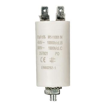 Kondensator 1.5uf / 450 v + Aarde