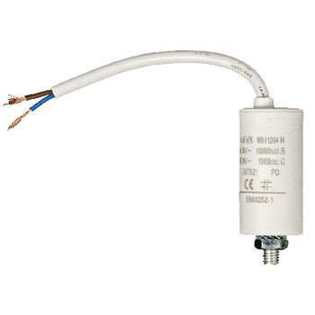 Kondensator 4.0uf / 450 V + cable