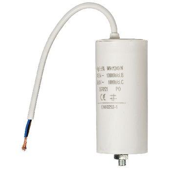 Kondensator 40.0uf / 450 V + cable