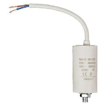 Kondensator 10.0uf / 450 V + cable